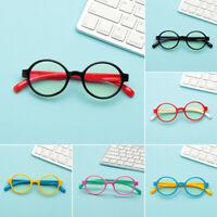 Children Eyeglasses Anti-blue Rays Glasses Anti-UV Radiation Computer Goggles