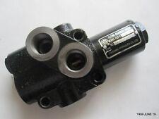 Zhenjiand Hydraulics Co Flow Divider Valve Fld F6 8 For Bzz1e80 20mpa 6 Lmin
