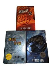 Books from I am Number Four Series