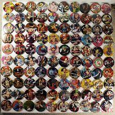 Set x 100 One Piece Can Badge Button Ø 7,5 cm Yakara Mugiwara Anime Manga Used