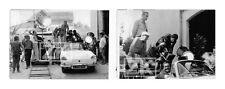 LE MEURTRIER 2 Photos Renault CARAVELLE Cabriolet Camera Autant-Lara RONET 1963
