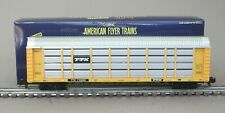 American Flyer 1919051 TTX Auto Carrier 710860 by Lionel