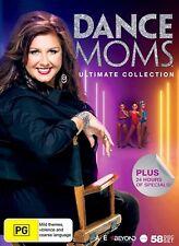 Dance Moms - Ultimate Collection Season 1 2 3 4 5 6 7 8  (DVD) UK Compatible
