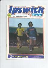 Away Teams S-Z Division 1 Past Domestic Leagues Football Programmes