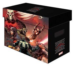 """MARVEL GRAPHIC COMIC BOX """"KING IN BLACK #1"""""""