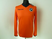 Large MILLWALL FC football Shirt 2019 Away Jersey soccer JERSEY Authentic LS
