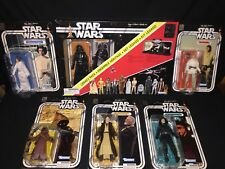Star Wars Black Series 6 inch  40TH ANNIVERSARY LOT OF 6 Brand New