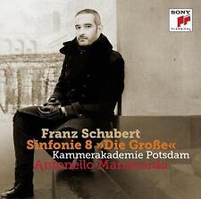 Sinfonie 8 von Antonello Manacorda,Kammerakademie Potsdam (2015)