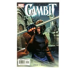 """Gambit #2 2004 Marvel NM """"House of Cards Part 2: Player's Club"""""""