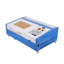 Aggiorna la versione 4ruote Incisione Laser CO2 Engraver Fai da te Cutter Crafts