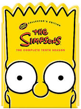 The Simpsons - The Complete Tenth Season (DVD Box Set) Collector's Edition