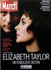 French magazine 2011: : LIZ ELIZABETH TAYLOR_RICHARD BURTON_INES DE LA FRESSANGE