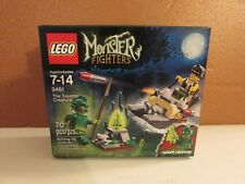 NEW LEGO 9461 Swamp Creature Monster Fighters Building Retired Discontinued