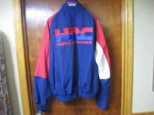 Honda Racing HRC Vintage Jacket - Doohan,Biaggi,Kocinski