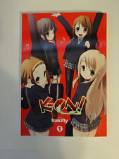 Loot Crate Anime BESTIES LootCrate Special Edition K-On! Vol 1 Variant Cover