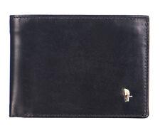 Herren Leder Geldbörse Portemonnaie Murano von Puccini MU20438 13x9,5cm schwarz