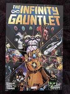 The Infinity Gauntlet Omnibus (Marvel) Jim Starlin (Cosmic Saga) OOP!