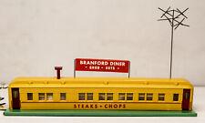 American Flyer No. 767 Branford Roadside Diner. Orig. Box