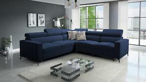 Brand New Corner Sofa Bed With Storage Baltico IV
