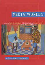 Media Worlds: Anthropology on New Terrain-ExLibrary