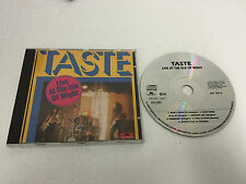 Taste – Live At The Isle Of Wight NR MINT GERMAN PRESSING Polydor CD 841 601-2