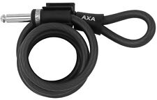 AXA Newton Plug In Bicycle Cable Lock - For Use With AXA Frame Locks