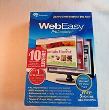 AvanQuest WebEasy Professional (WEB DESIGN STUDIO) Windows (BRAND NEW) ✔✔✔✔✔