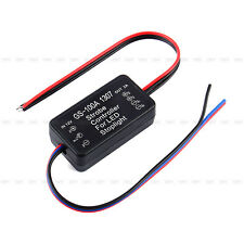 Car LED Brake Stop Control Bulb Light 12V-24V Strobe Flash Module Controller Box