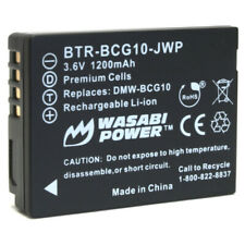 Wasabi Power Battery for Panasonic DMW-BCG10