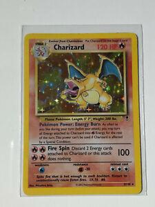 Charizard (Legendary Collection) 2002 HOLO 3/110 LP/MP Pokemon Card *RARE*
