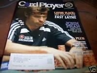 Card Player Magazine 9/30/2008 Layne Flack