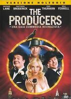 The Producers Una Gaia Commedia Neonazista (2005) DVD Rent Nuovo Sigillato