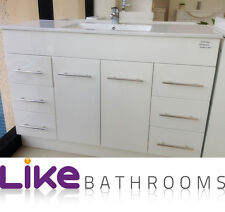 1200mm Polyurethane Bathroom Vanity Unit  (SE1200/CT)