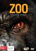 Zoo : Season 3 DVD : NEW