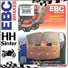 PASTIGLIE FRENO ANTERIORE SINTER EBC FA345HH BUELL XB9SX CityX 984 2005 2006