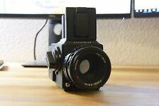 Hasselblad 501CM Medium Format SLR Film Camera with 80 mm CB lens Kit