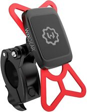 WixGear Universal Magnetic Bicycle & Motorcycle Handlebar Phone Holder for Bike