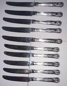 King Pattern Knives Stainless Steel Korean
