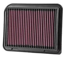 K&N Hi-Flow Performance Air Filter 33-3015 fits Mitsubishi Lancer 2.0 (CG,CH,