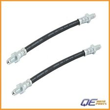 2 Front Lower Toyota Corolla 1982 1983 1984 1985 Brake Hydraulic Hose 9696032105