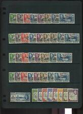 Falkland Islands dependencies MH collection + MNH S georgia odds
