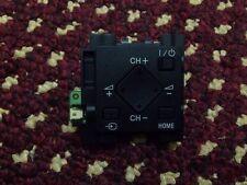 Interruptor de Control Botones Para Sony KDL-32W705C KDL-50W809C KDL-55W756C TV