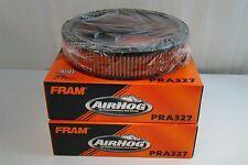 (2) Honeywell Fram AirHog 2 Air Filter X40441 16841 PRA327