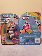 FINGERLINGS Gigi The Unicorn Finger Pet RARE TOYS R US VERSION New In Box