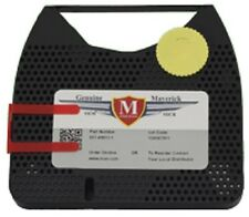 Maverick Series III, Mx-3, Mx-6 MICR Ribbons (6 New Ribbons) with Warranty