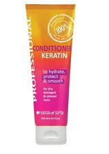 DEAD SEA CONDITIONER KERATIN TO HYDRATE, PROTECT & SMOOTH SEA OF SPA 250 ML