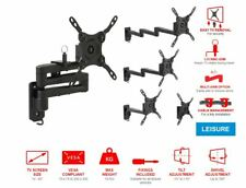 """Maxview 13""""- 40"""" Cantilever TV Wall Mount Bracket - 1, 2 or 3 Arm & Locking Pin"""