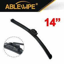 "ABLEWIPE 14"" Rear Wiper Blade Fit For Toyota RAV4 1996-2005 (Only For J U hook)"