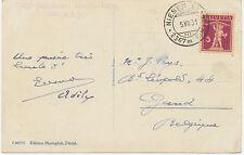 "Svizzera 1931 Tell Knabe 5 (C) estremamente tezza. k2 ""starnuti-Kulm/2367 M simuiazioni/M."" RR!!!"