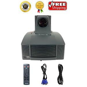 CTX EzPro 550 LCD Projector MAX 1024x768 w/Accessories bundle